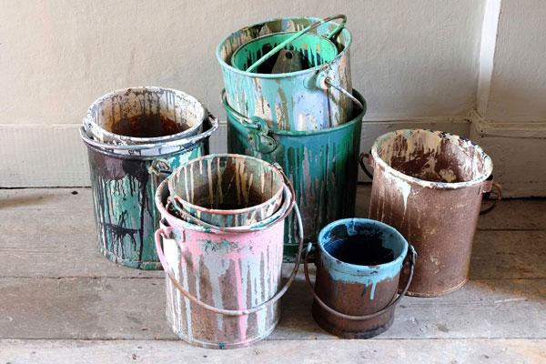 Puckhaber paint buckets