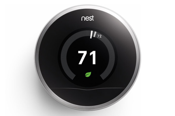 Nest energy efficient thermostat