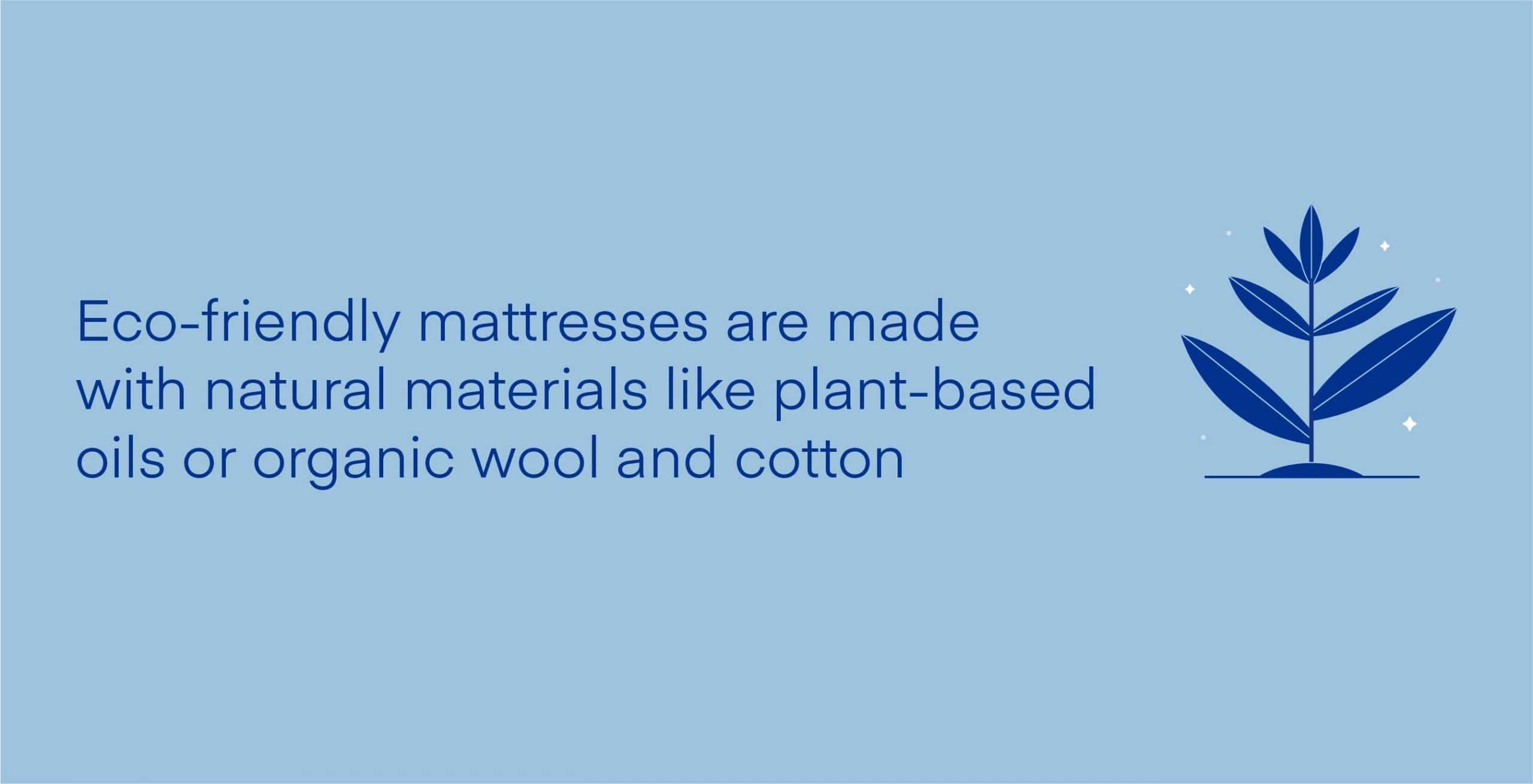 Eco-Friendly Mattresses