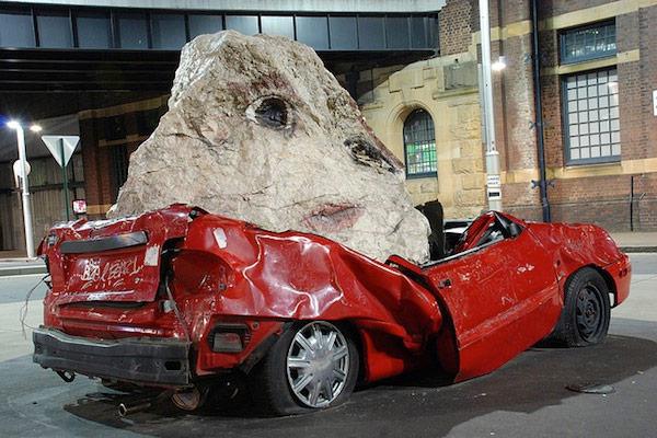 car wreck boulder