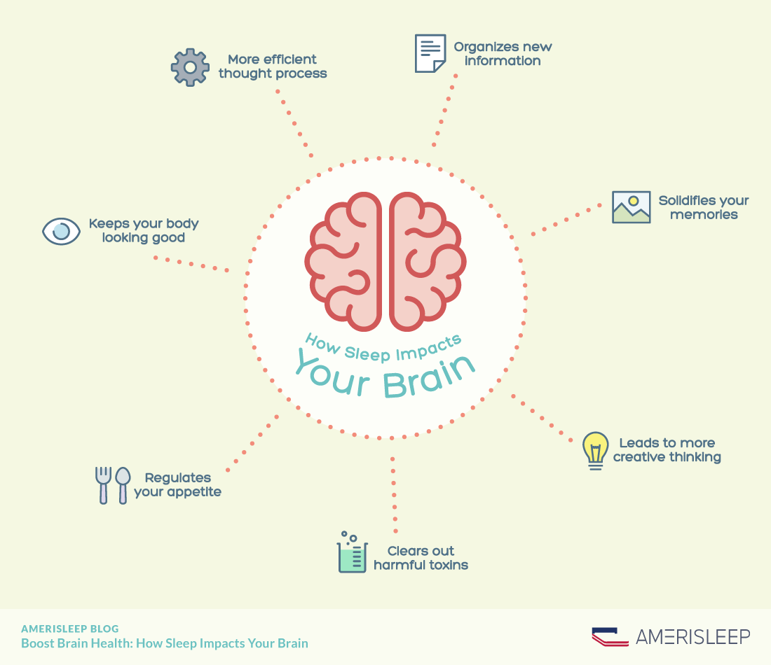 How Sleep Impacts Your Brain