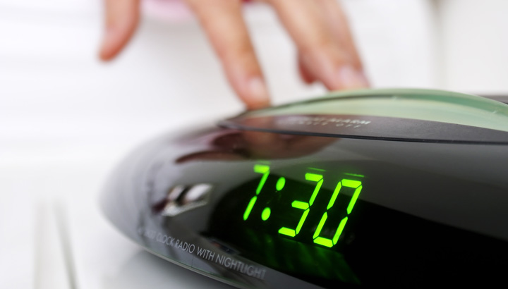 The Negative Impact of Hitting the Snooze Button