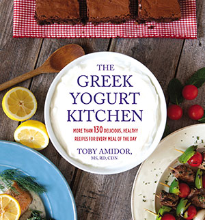 The Greek Yogurt Kitchen: More Than 130 Delicious, Healthy Recipes for Every Meal of the Day