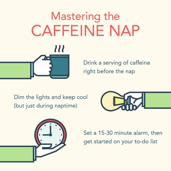 Mastering the Caffeine Nap