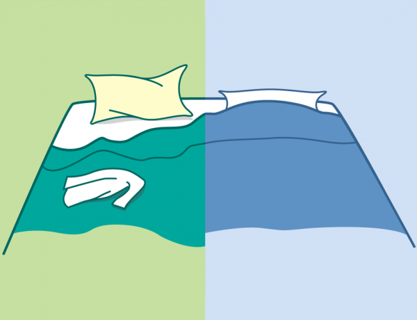 Why Making Your Bed Every Day Isn't Just Being OCD