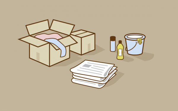 The Green Guide to Streamlining Spring Cleaning