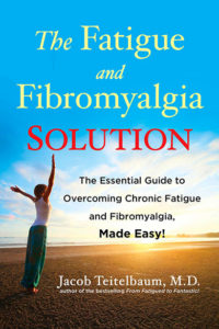The Fatigue and Fibromyalgia Solution by Dr. Jacob Teitelbaum, MD