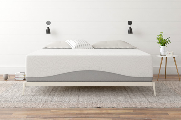 Amersleep Eco-friendly mattress, VPF manufacturing