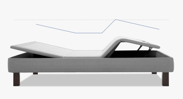 adjustable bed zero gravity