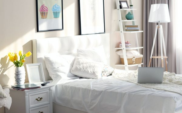 5 Decorating and Organization Experts Share Their Tips for Creating a Calm, Clutter-Free Bedroom