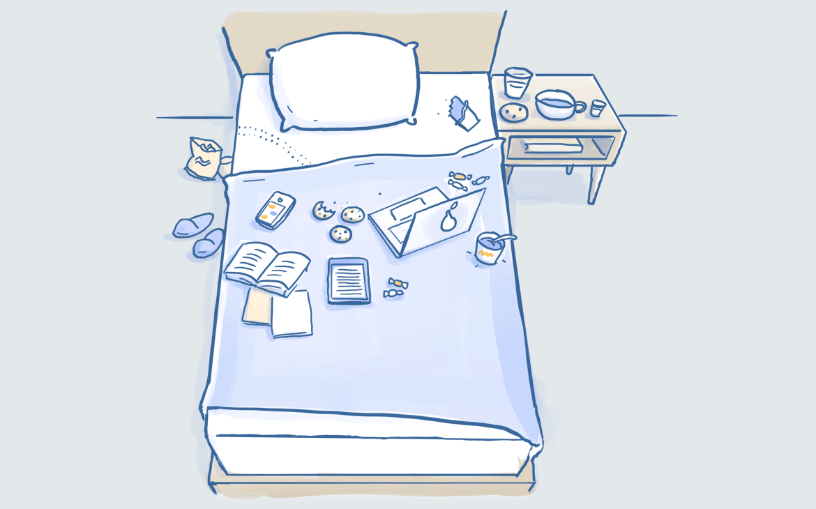 The Bedtime Habit You're Definitely Guilty of