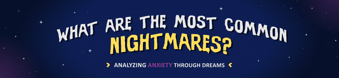 What are the Most Common Nightmares?