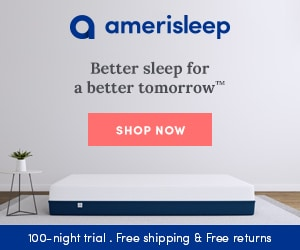 Amerisleep: Comfort for every type of sleeper.