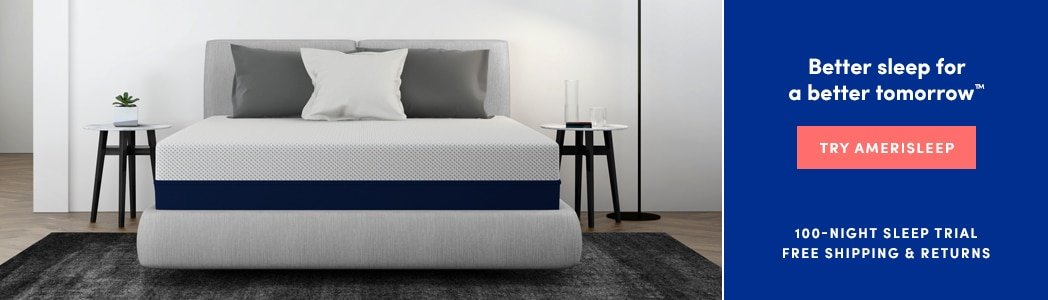 Amerisleep AS3 is the best mattress for side sleepers