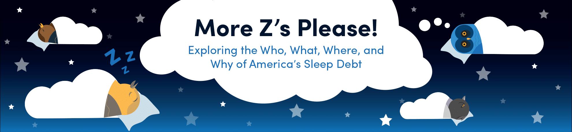 More Zzz's Please - Amerisleep