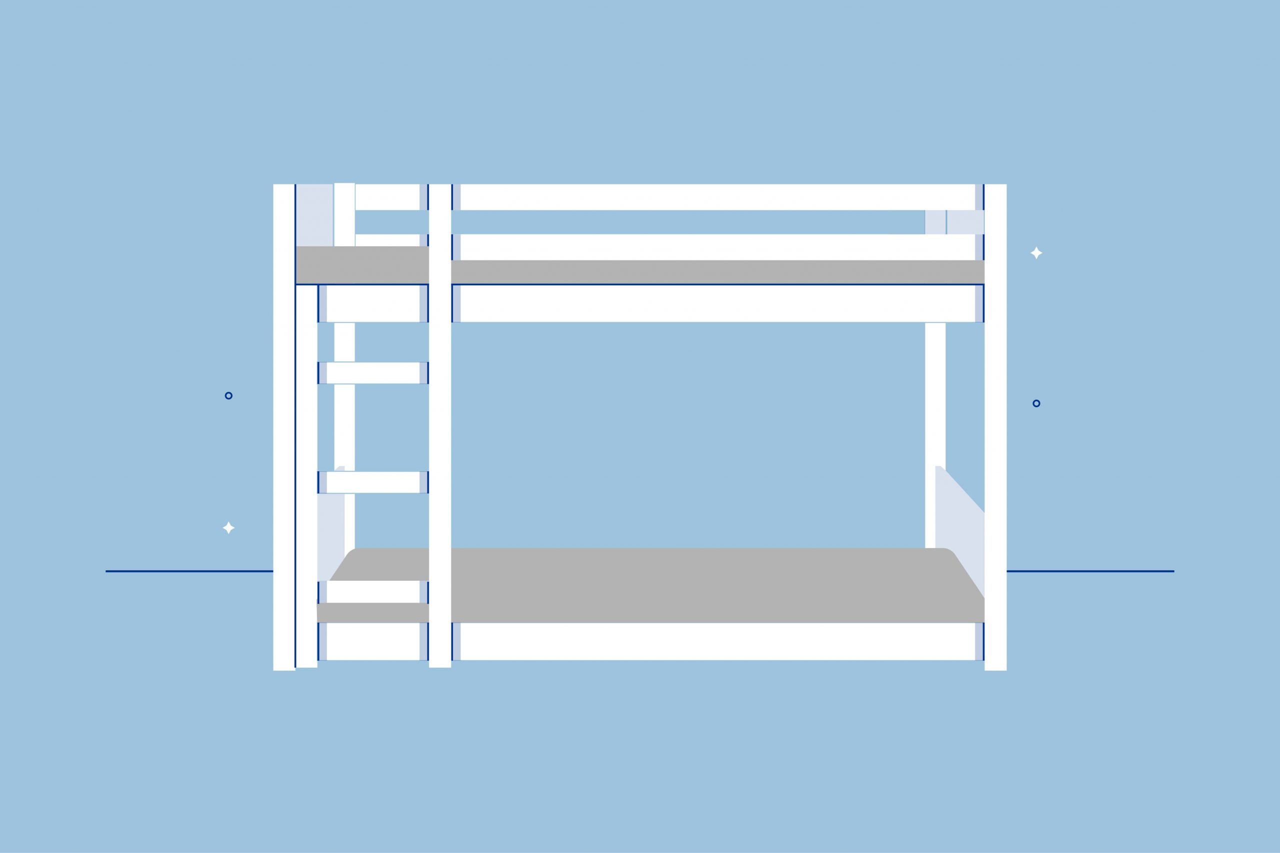 Bunk Bed Mattress Size Guide