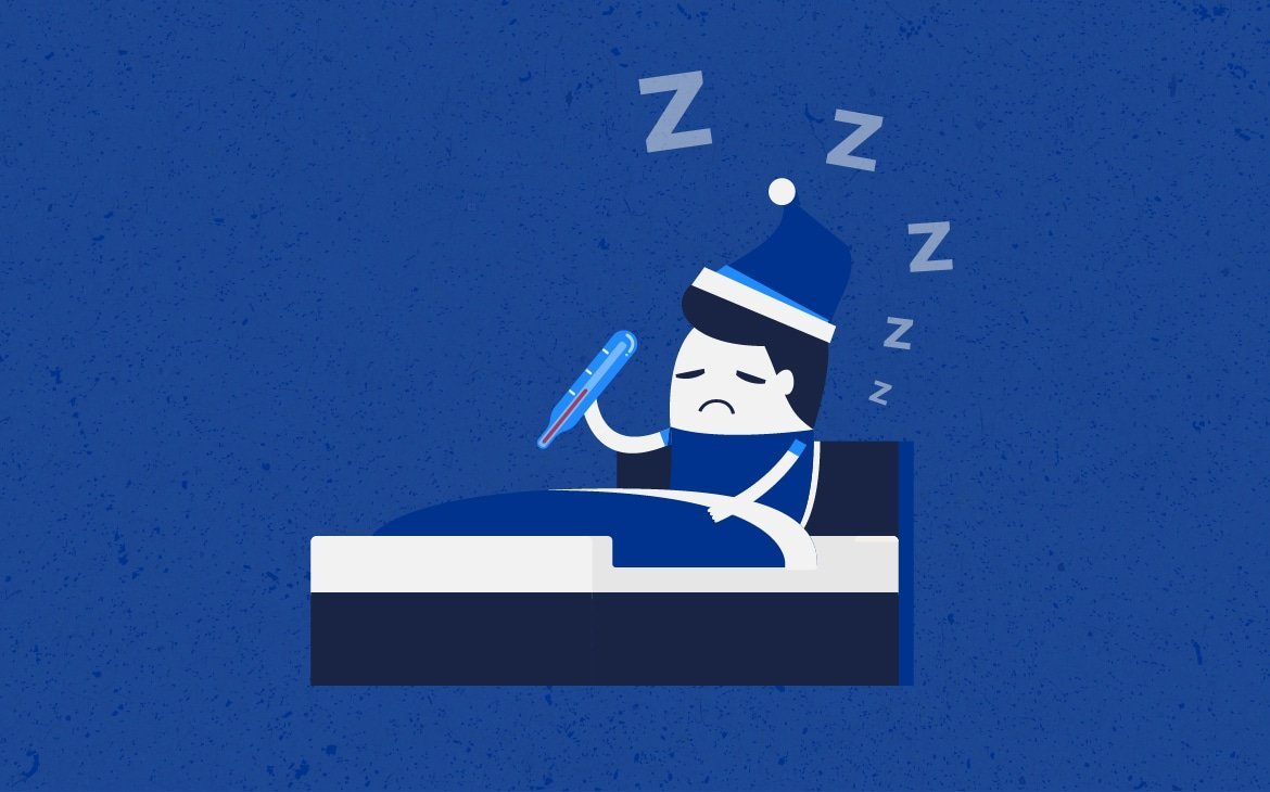 Flu Season & Sleep: Exploring How The Bug and Getting Zzz's Interact