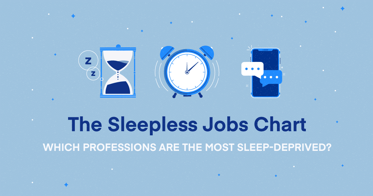 The Sleepless Job Chart