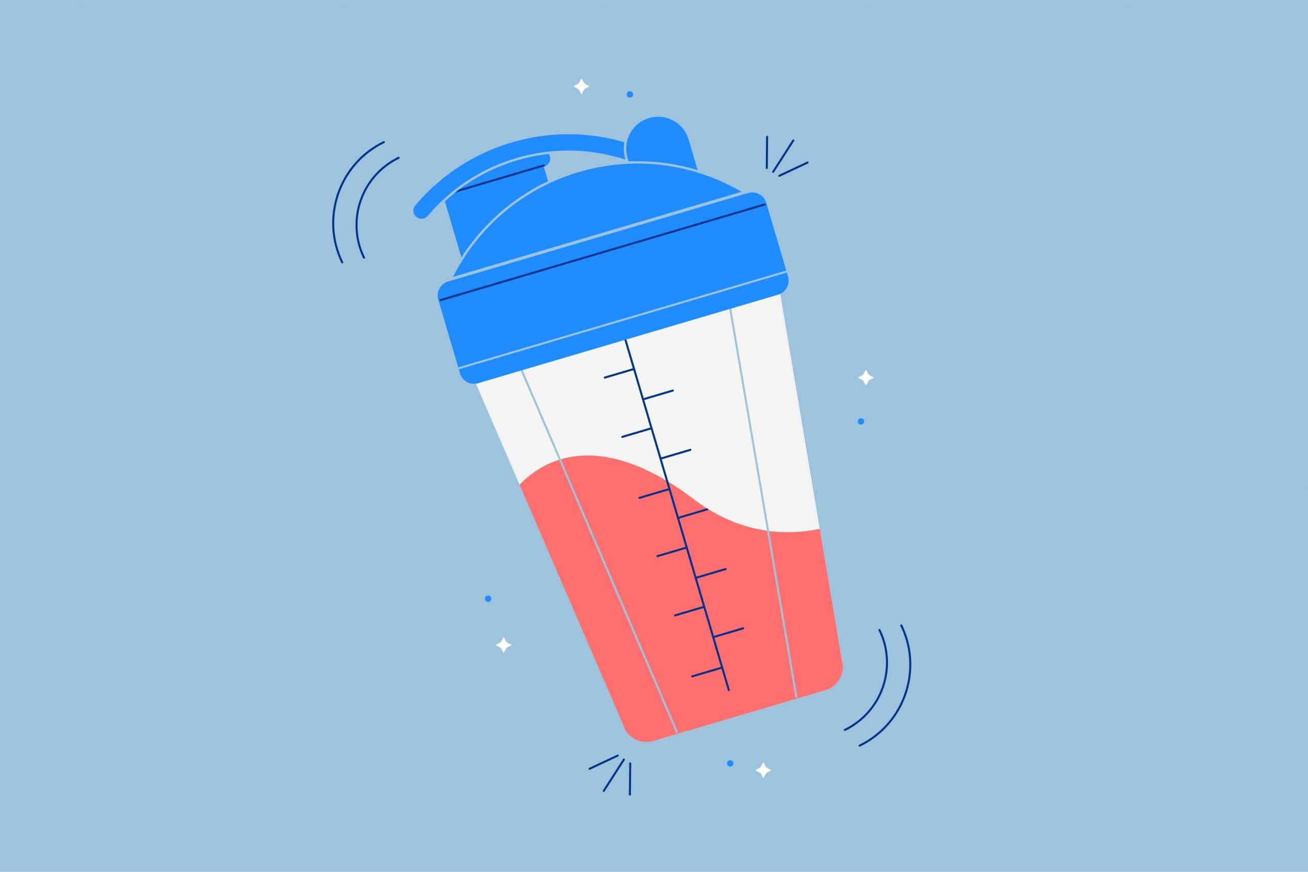 Benefits of Drinking a Protein Shake Before Bed