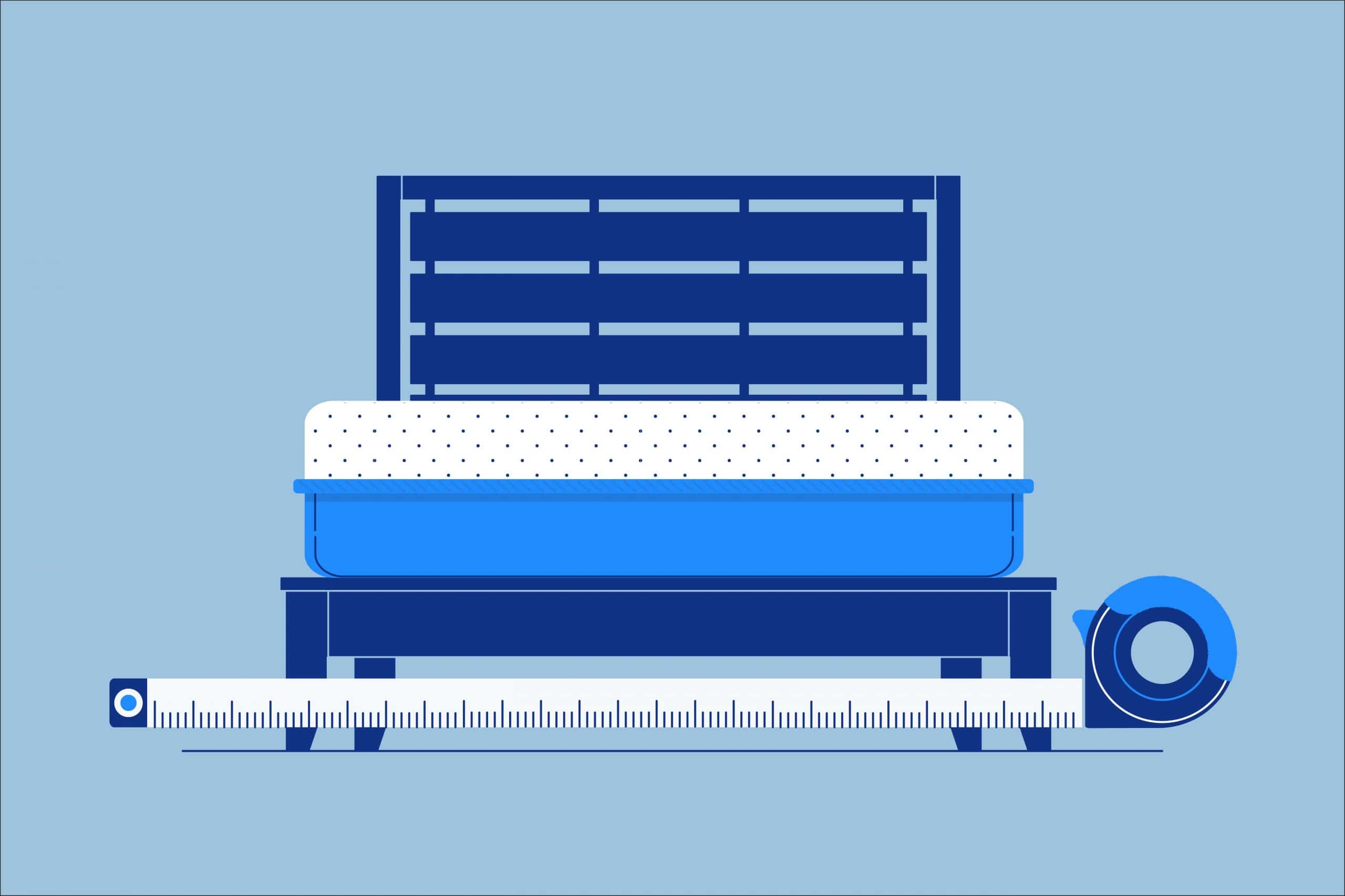 How Wide is a King Size Bed Frame?