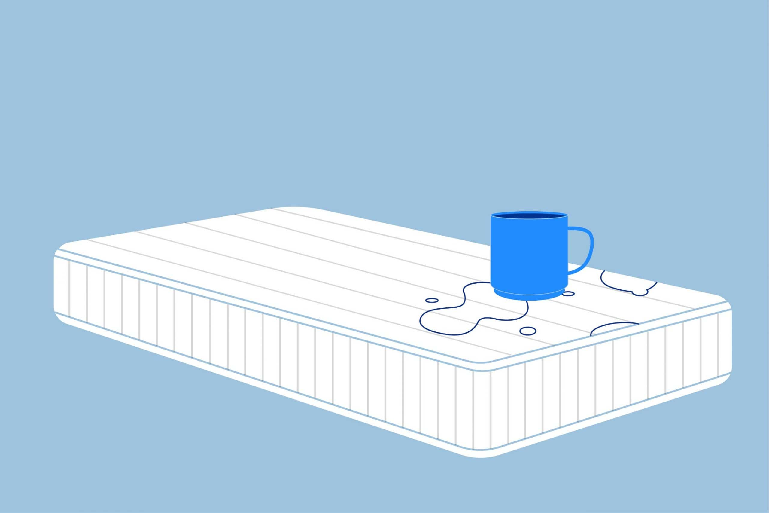 How To Get Stains Off And Clean A Mattress Amerisleep
