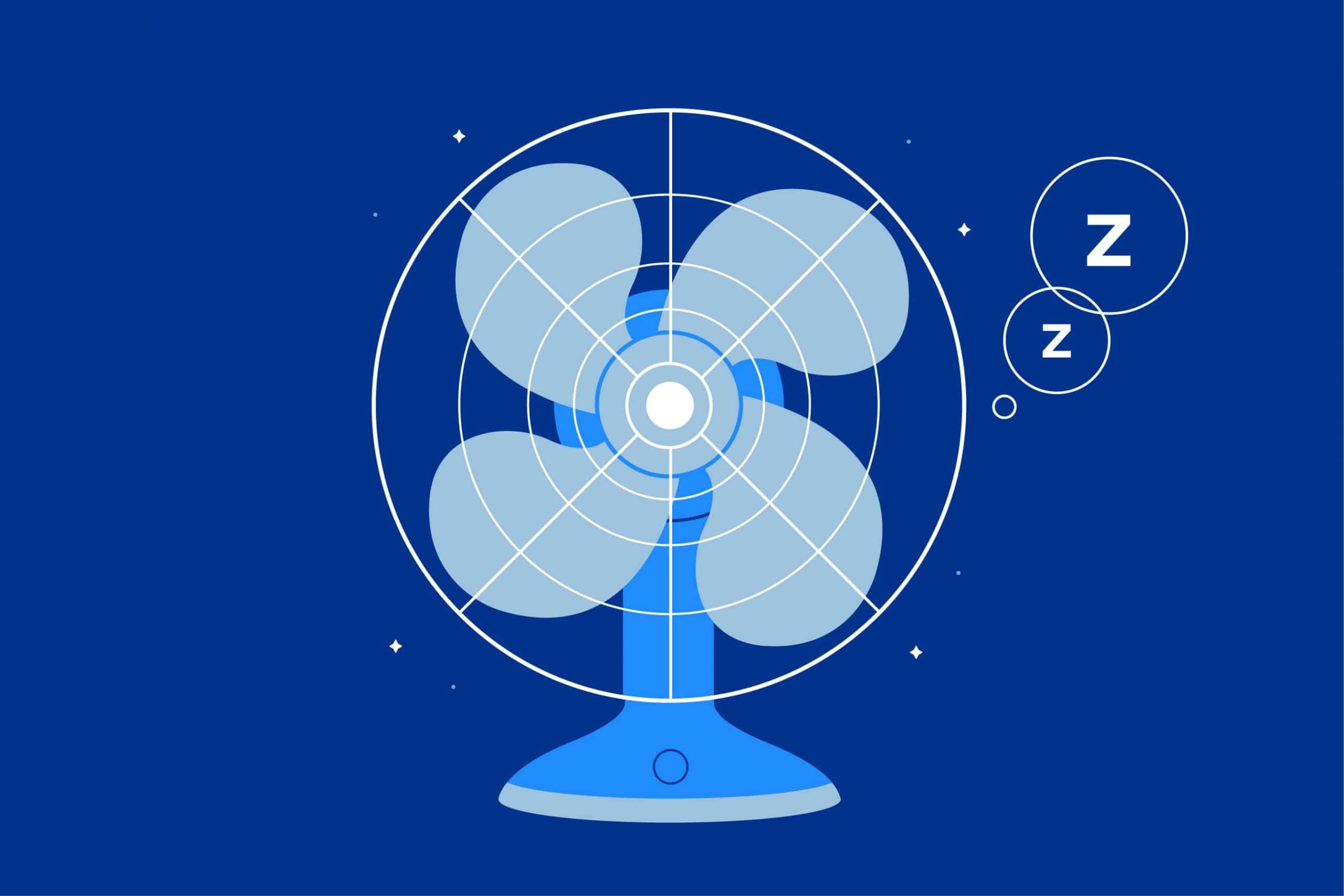Is Sleeping With A Fan On Bad For Health?