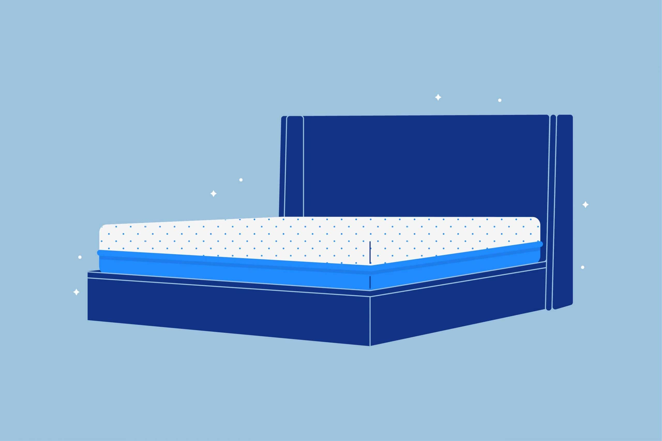 Queen Size Bed Frame Dimensions 01 scaled