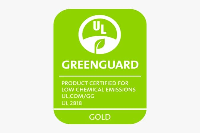 What Does a GREENGUARD Gold Certification Mean?