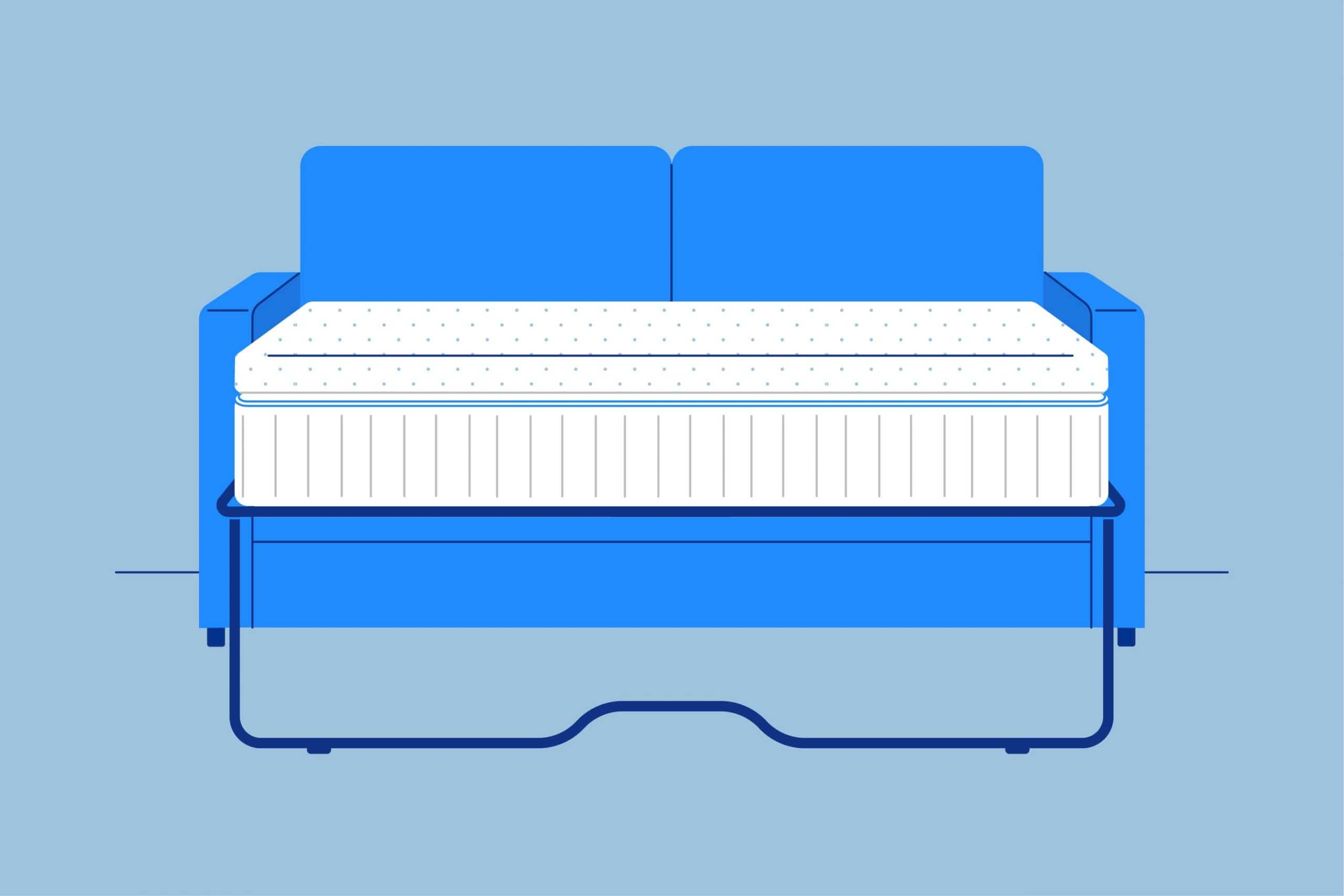 Can You Use a Memory Foam Mattress Topper on a Sofa Bed?