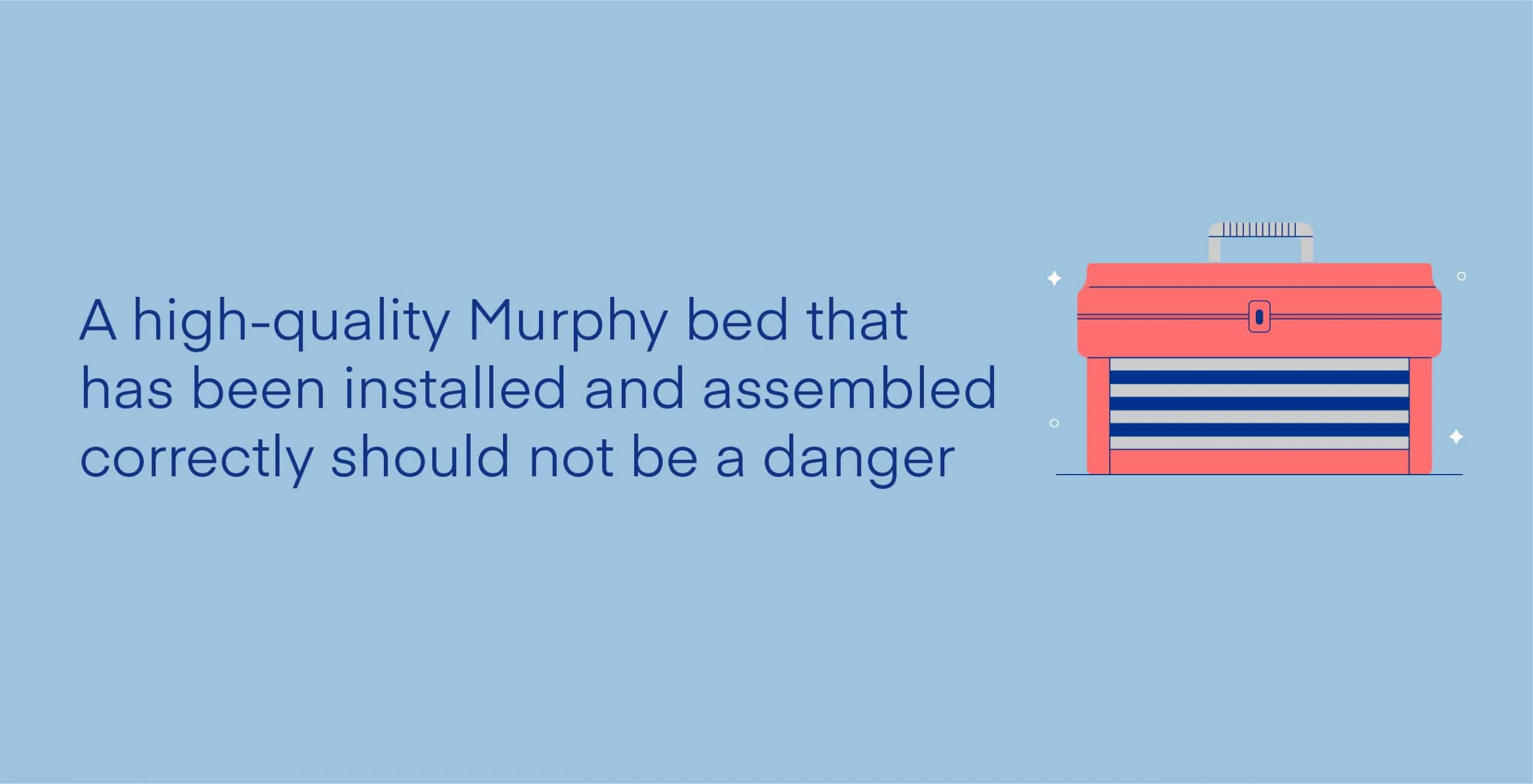 Murphy Bed Sizes and Dimensions