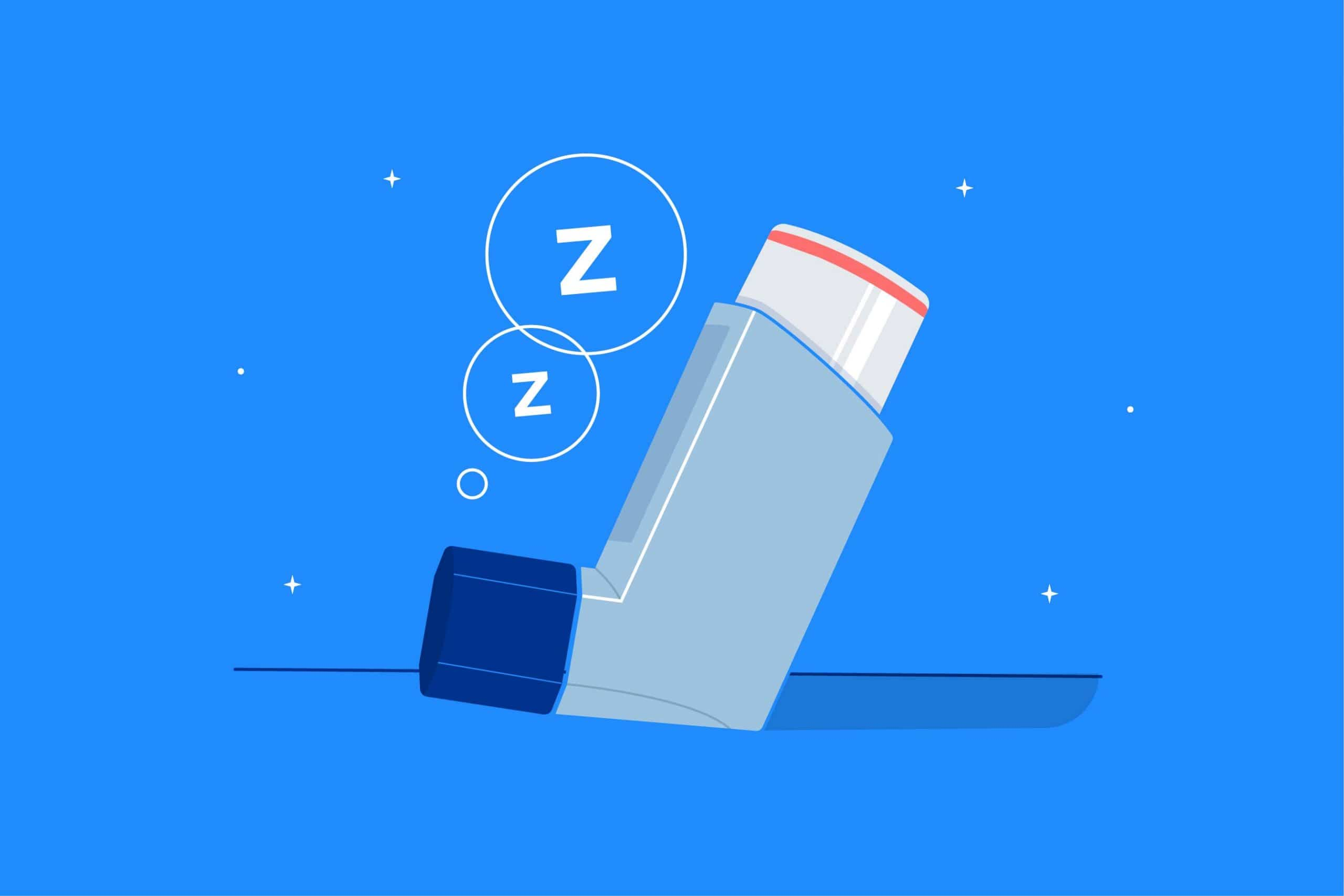 9 Tips to Sleep Better with Asthma
