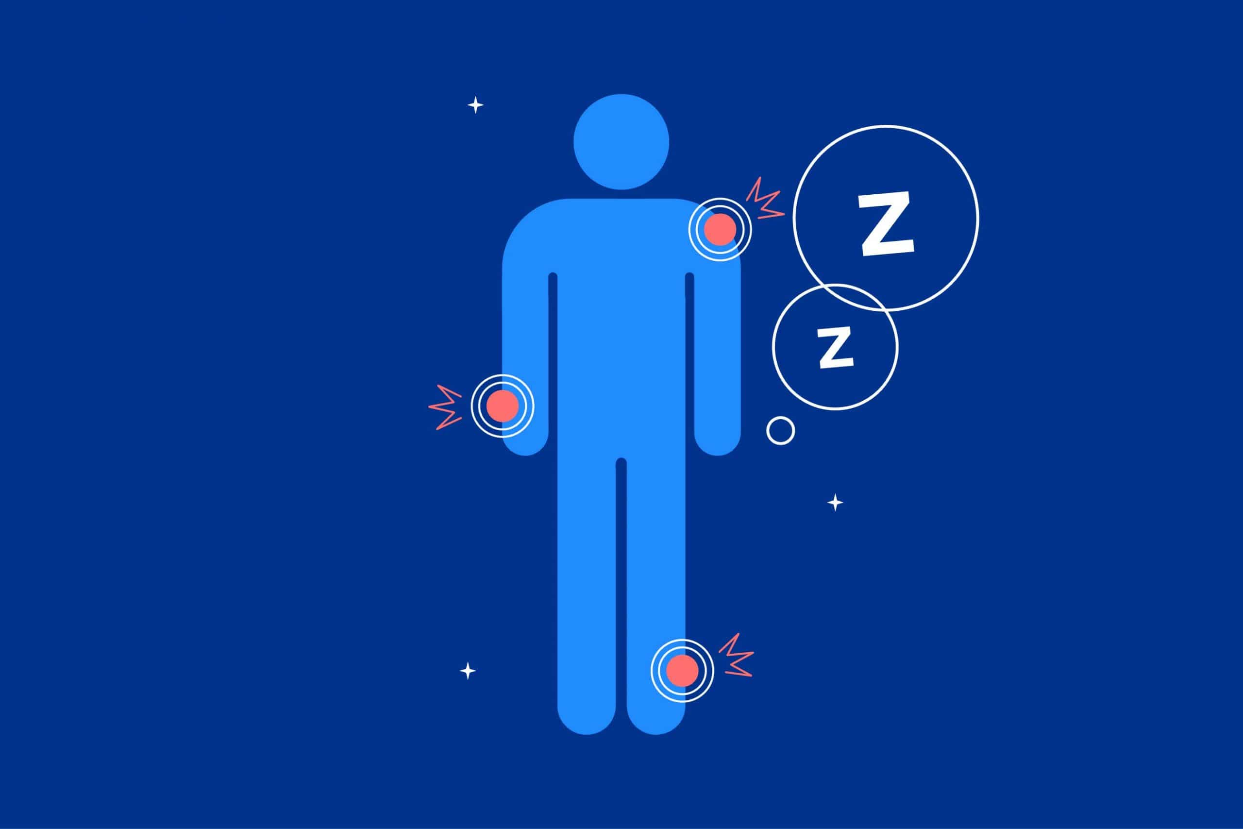 Painsomnia: 8 Tips To Help You Sleep Better