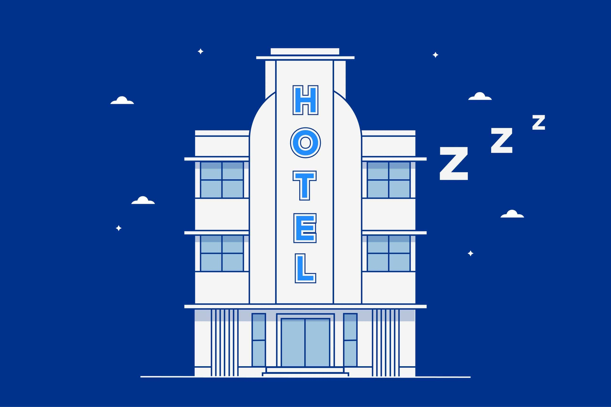 7 Ways to Get Better Sleep at a Hotel