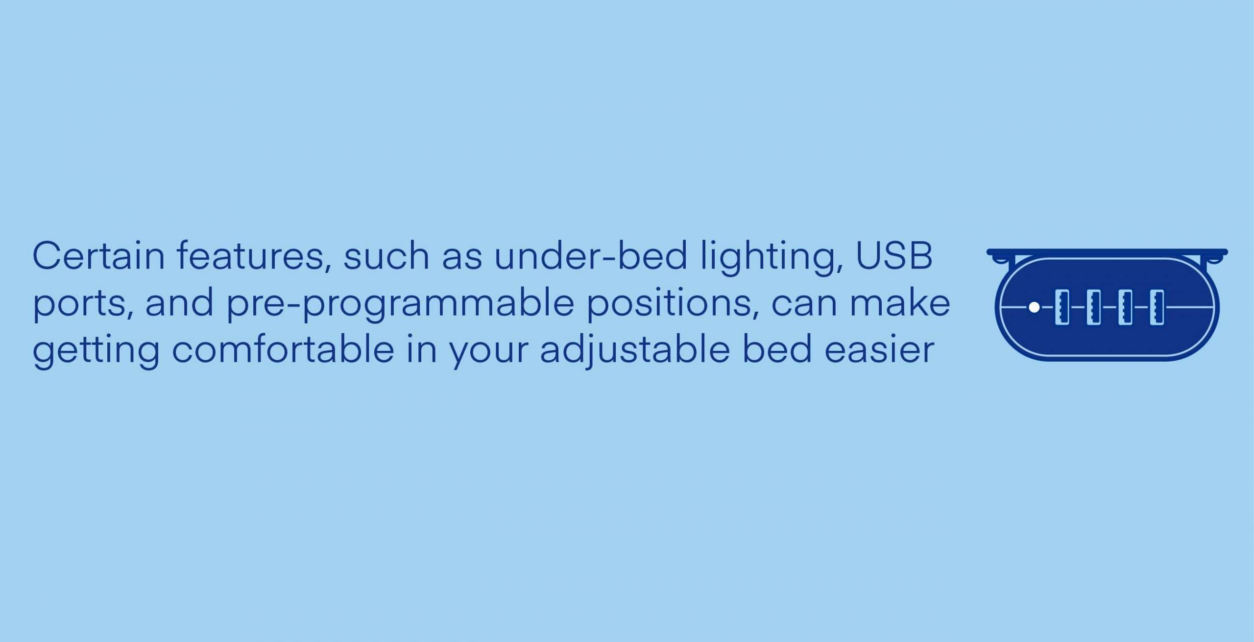 Wall Hugger Adjustable Bed