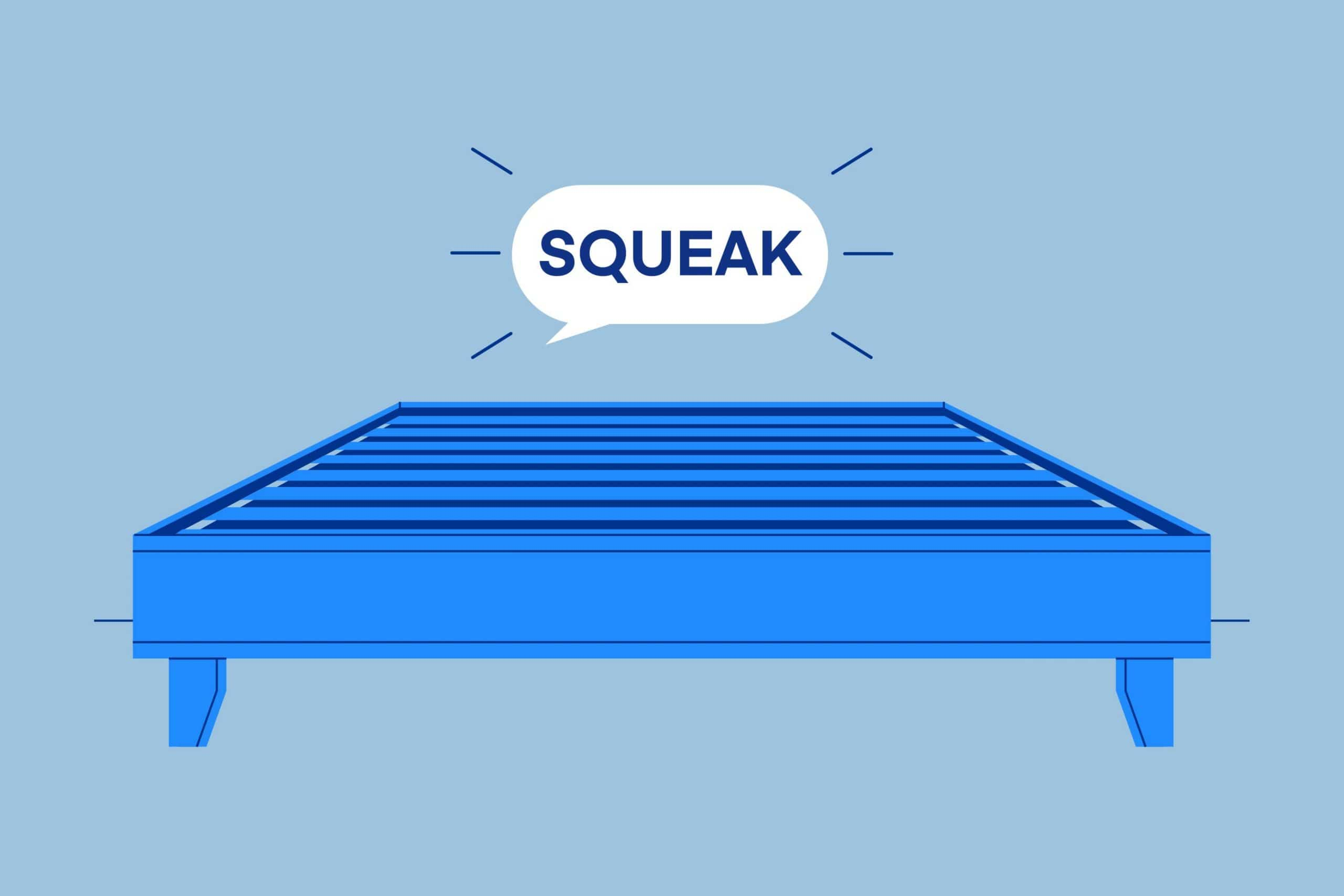 How to Fix a Squeaky Bed in 5 Steps