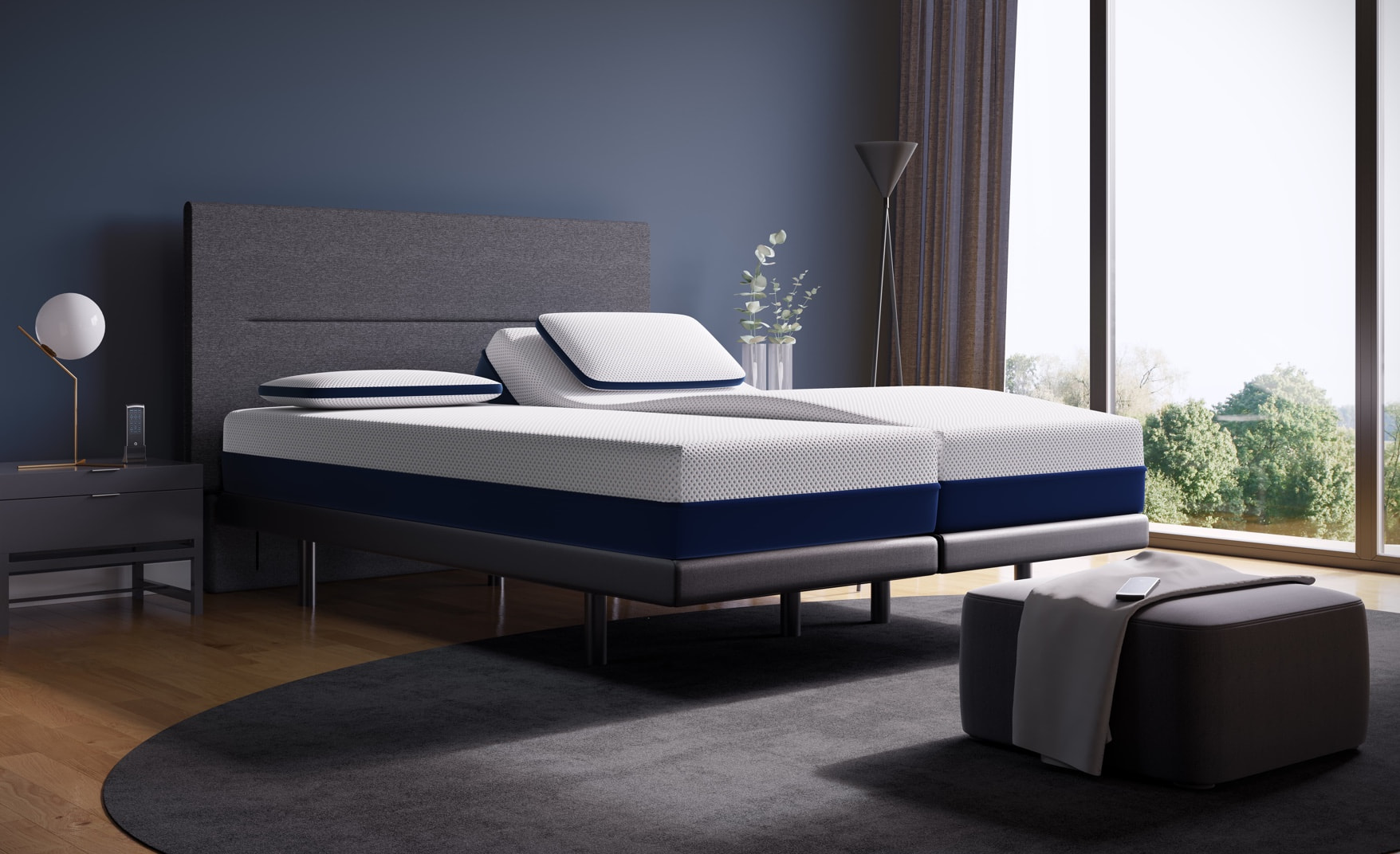 Adjustable Bed+