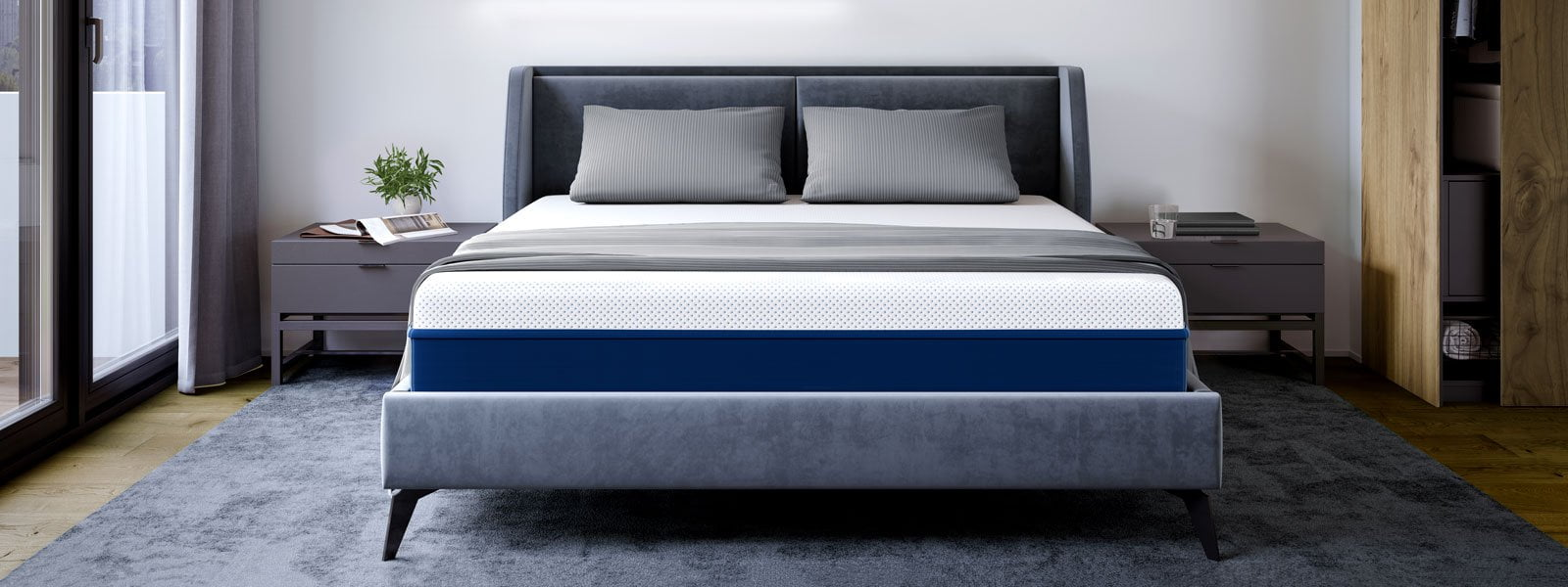 Read about how Amerisleep compares to Purple mattress reviews