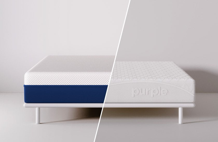 Comparison of AS2 and the Orignal Purple Mattress